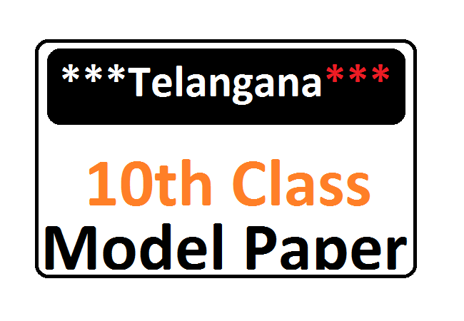 BSETS SSC 10th Class Model Question Papers 2020