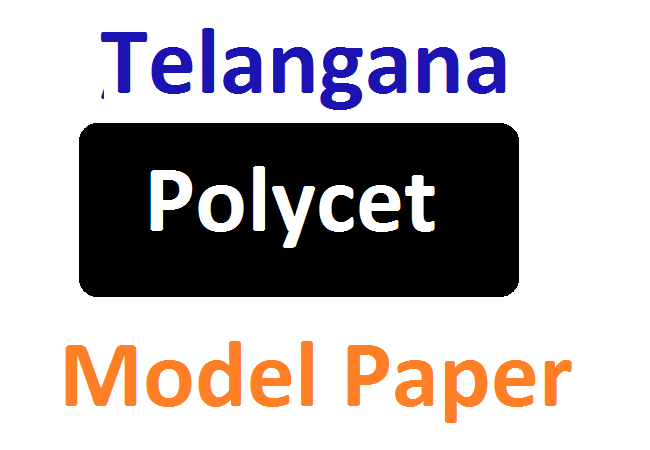 TS POLYCET Model Paper 2020 Exam Syllabus Exam Pattern 2020